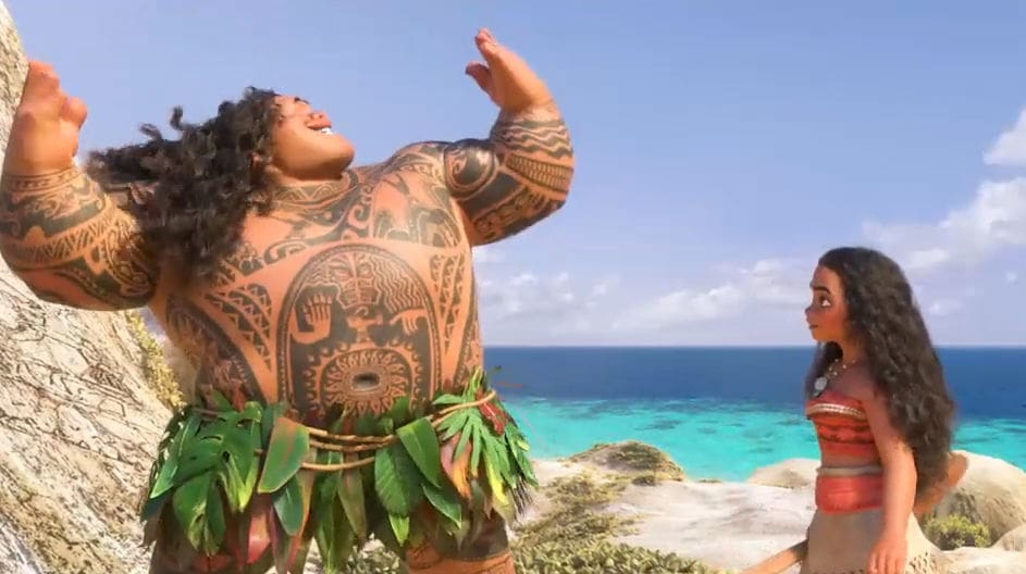Moana - 'You're Welcome' Music Video