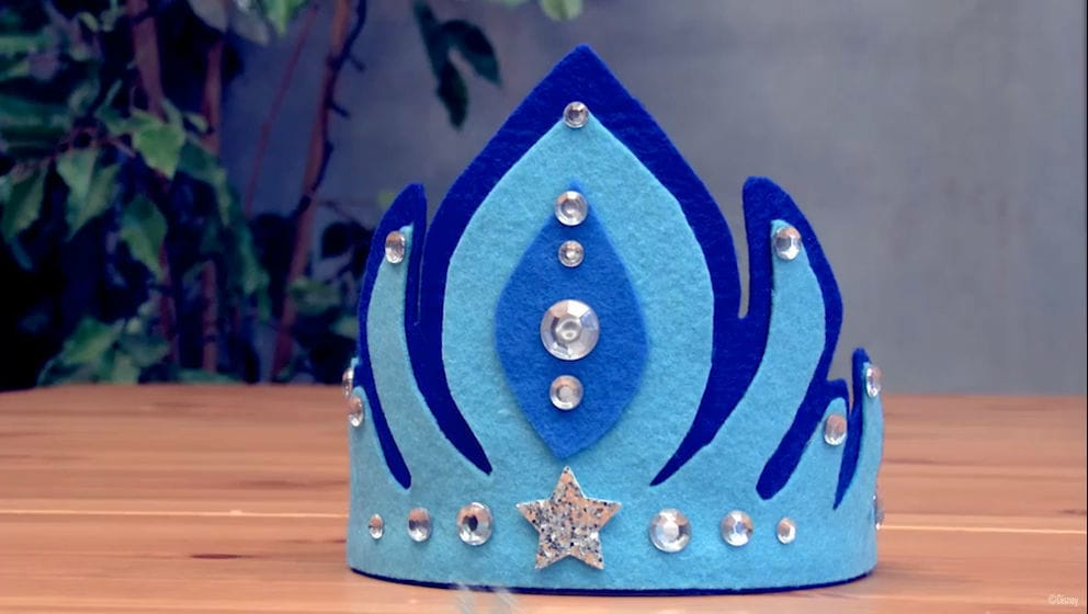 DIY: Frozen Tiara