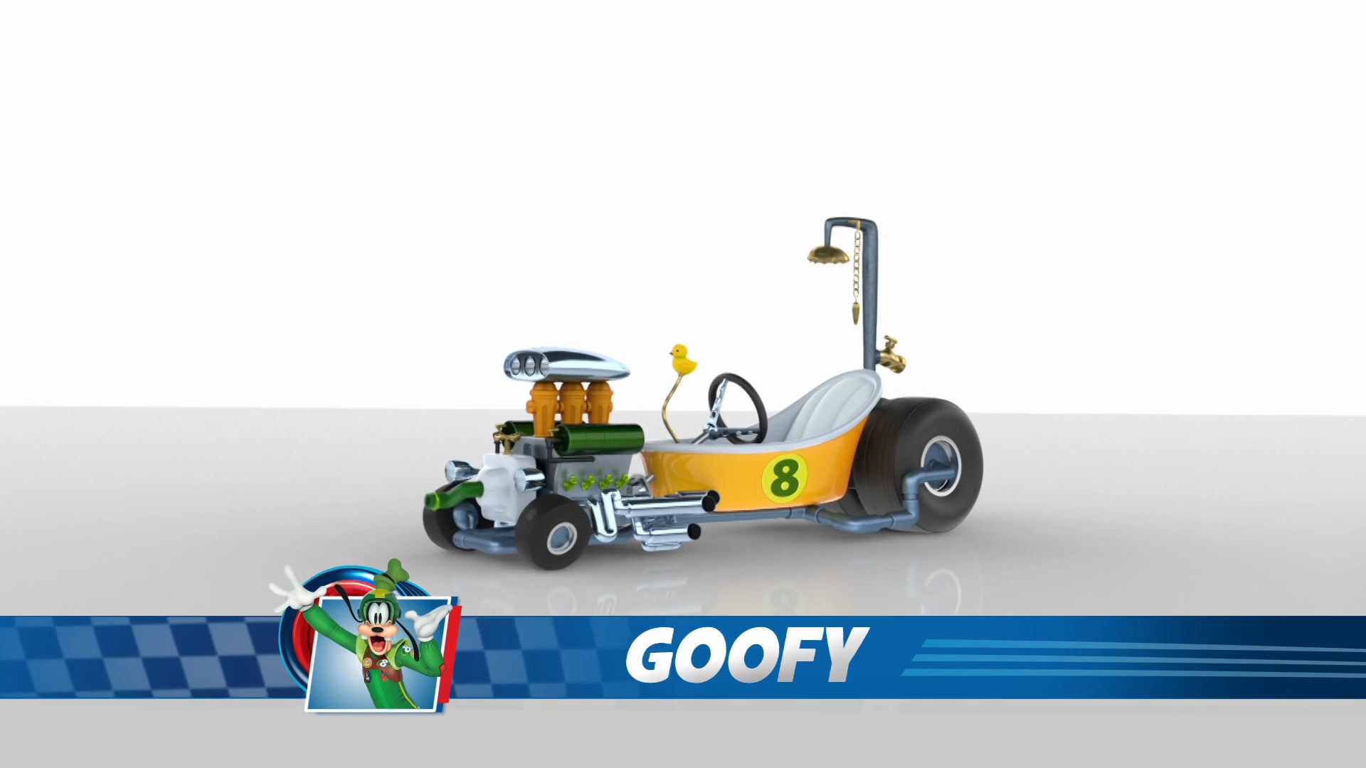 Roadster Transformations - Goofy