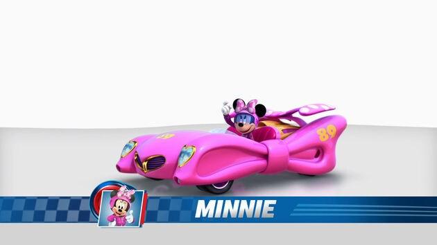 Roadster Transformations - Minnie