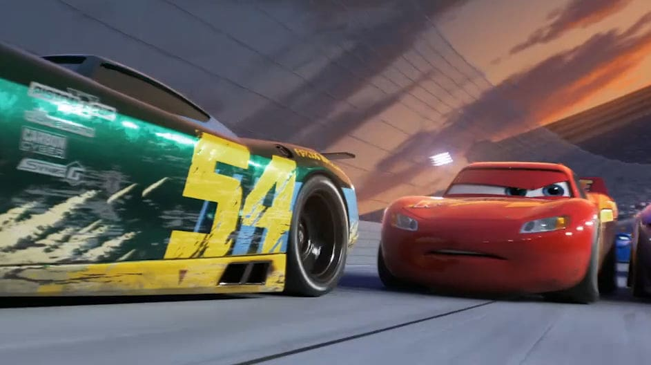 Cars 3: Extended Sneak Peek