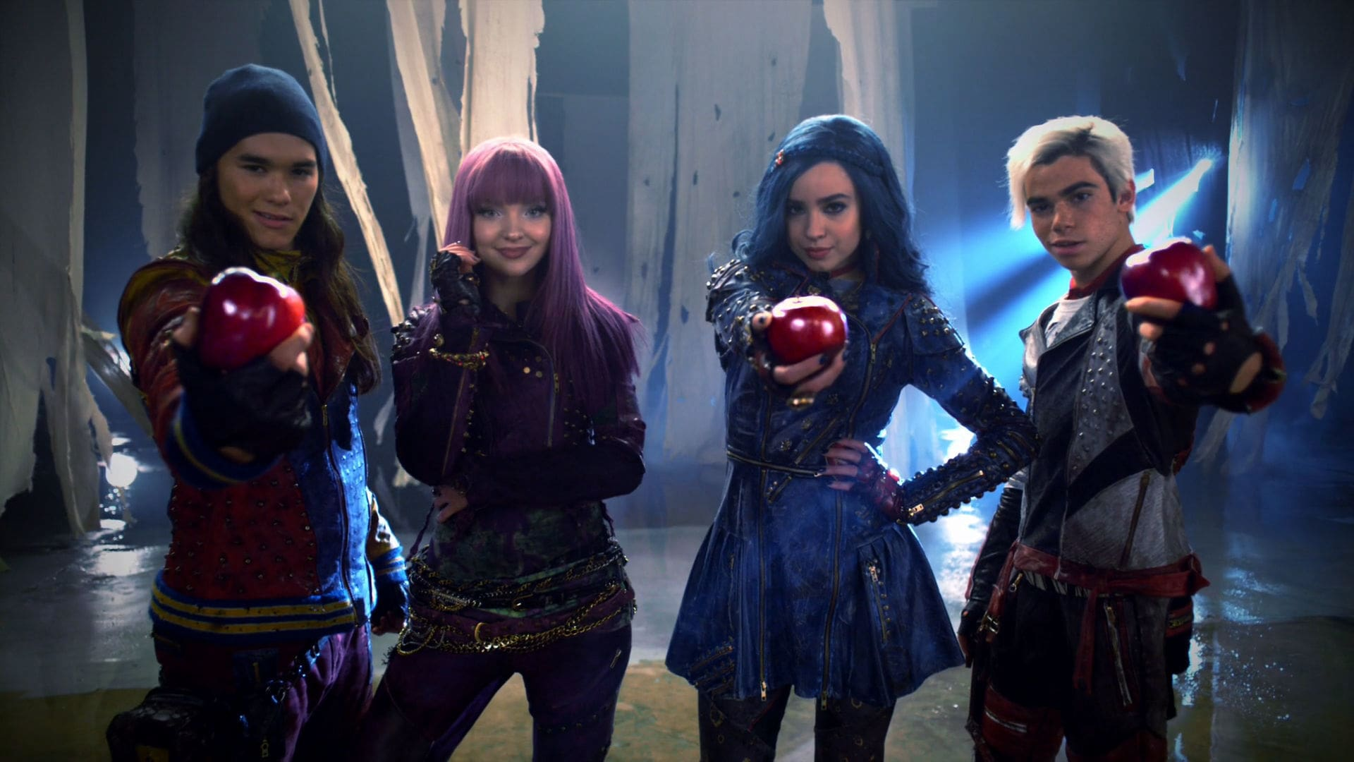 Descendants 2 Long Live Evil
