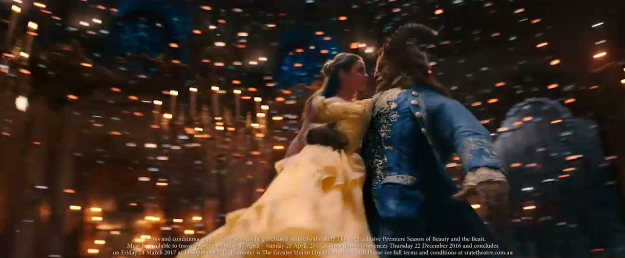 Beauty and the Beast - State Theatre Previews