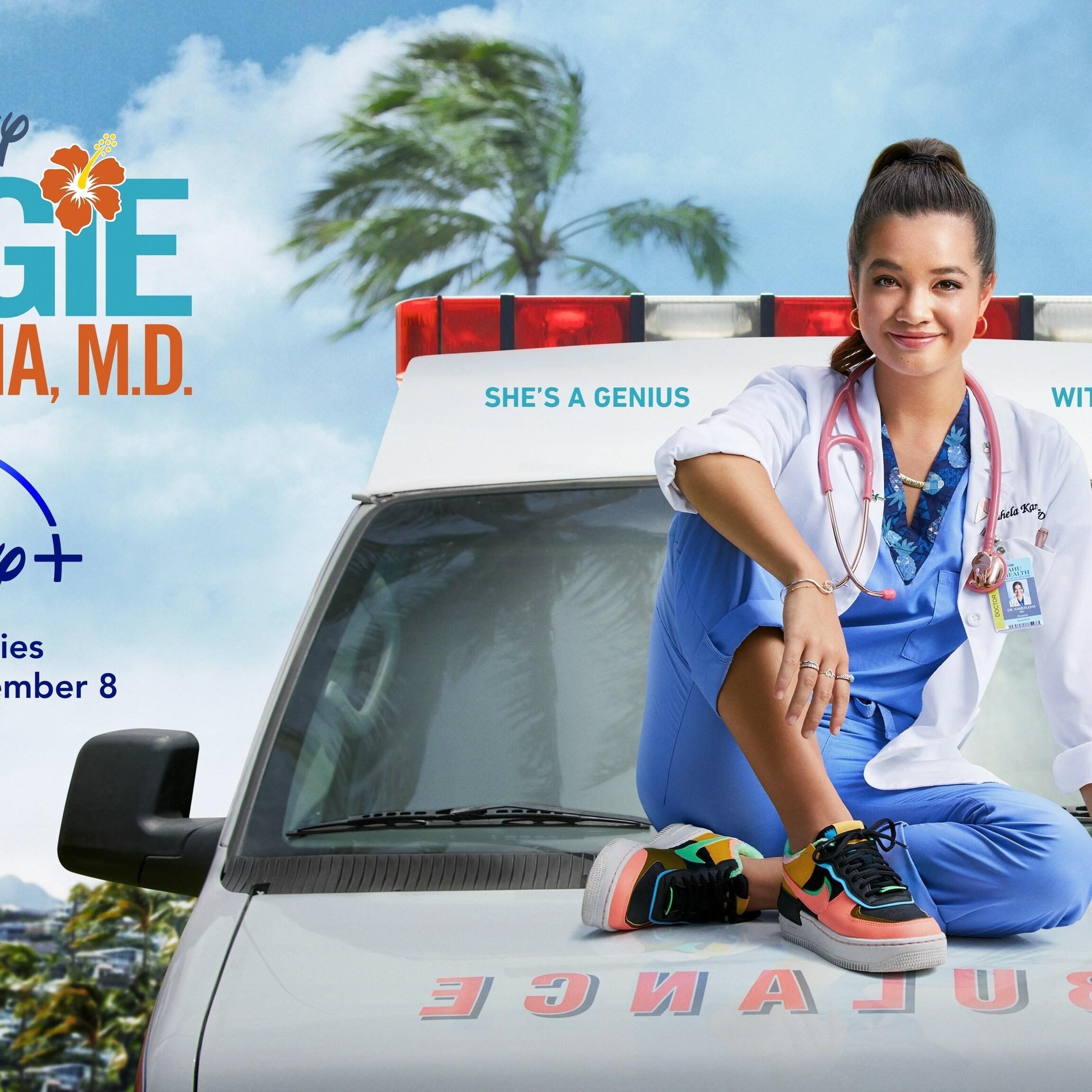'Doogie Kamealoha, M.D.' Starts Streaming September 8 Exclusively On Disney+