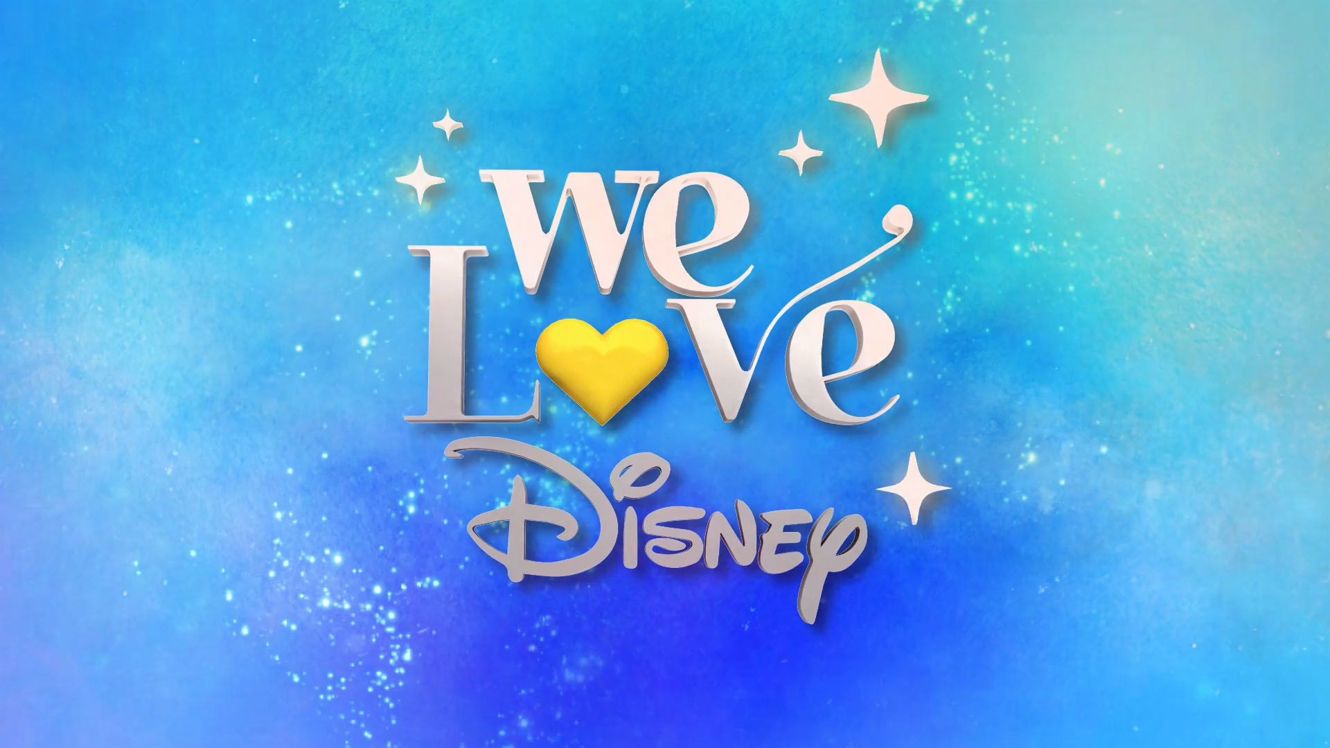 We Love Disney Concert on RCTI