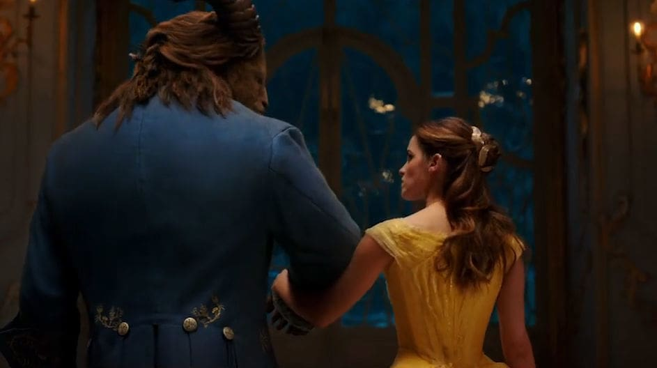 Beauty And The Beast: Official Trailer #2