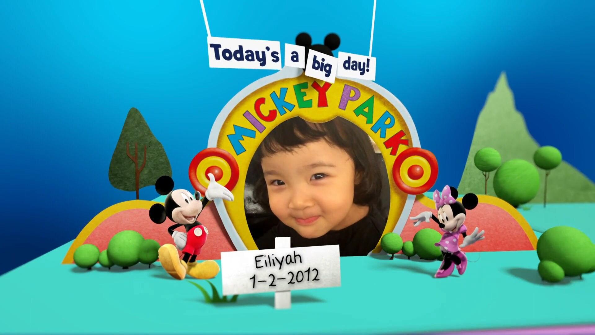 Disney Junior Birthday Book 2017 February Album 5