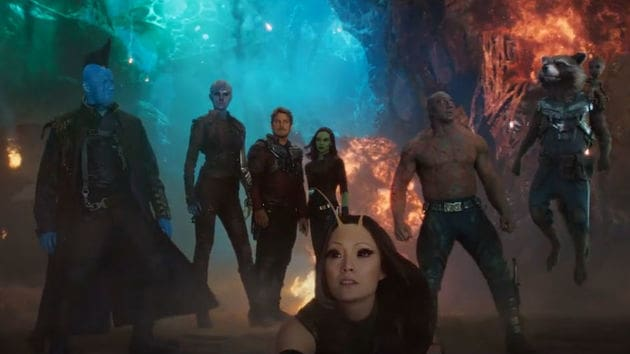 Guardians Of The Galaxy - SuperBowl TV Spot