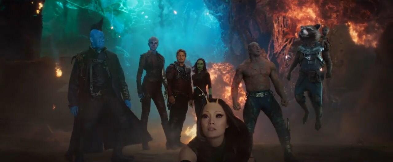 Guardians Of The Galaxy Vol. 2: SuperBowl TV Spot