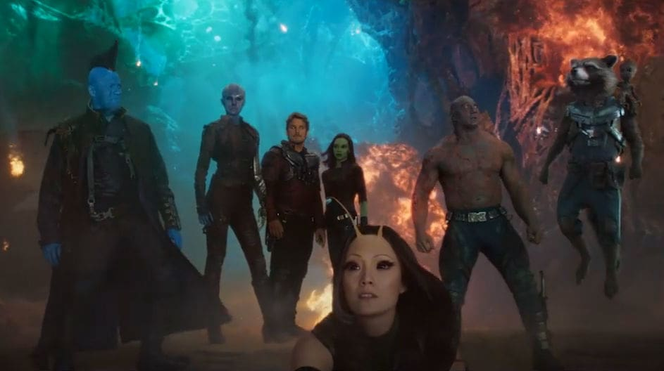 Guardians Of The Galaxy Vol. 2: SuperBowl TV Spot