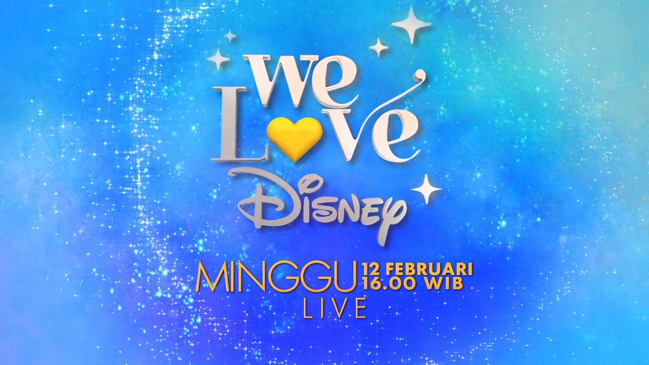 We Love Disney on RCTI
