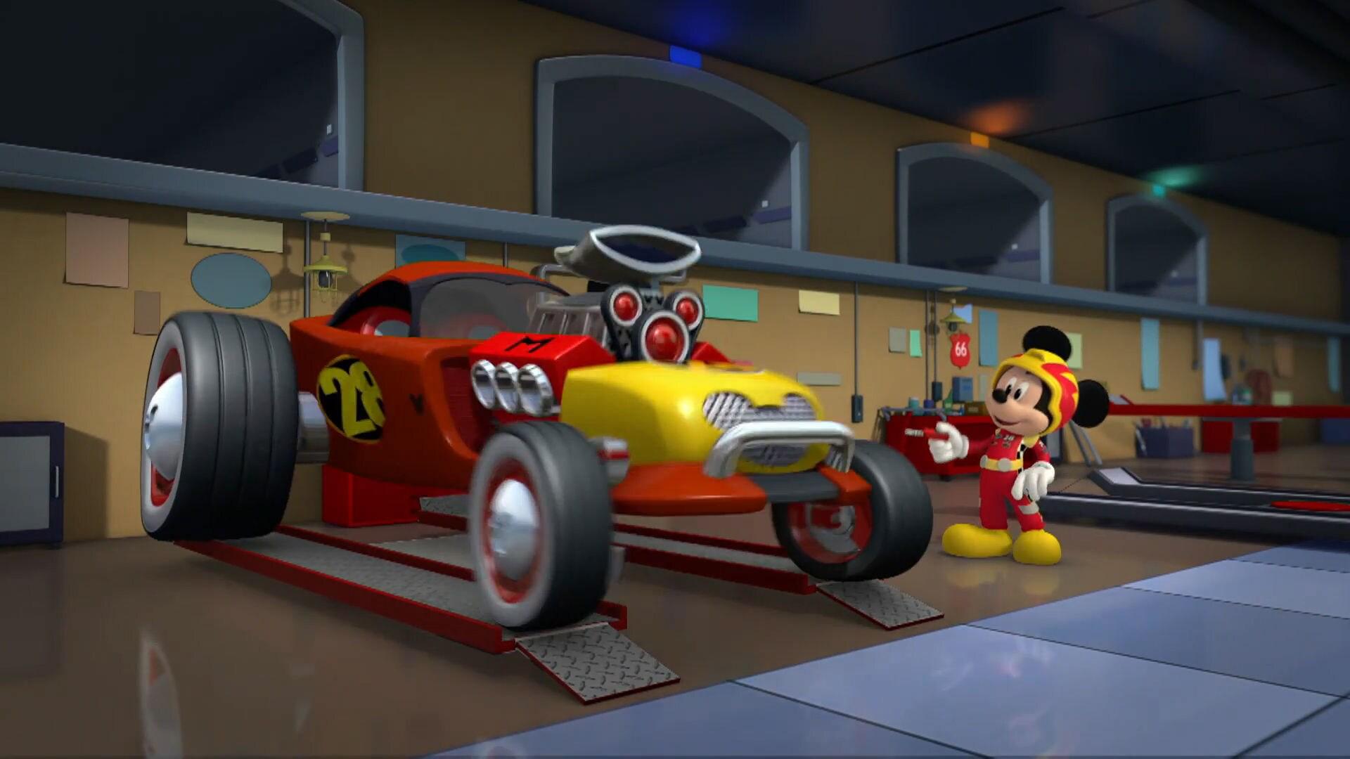 Canción Mickey y los Superpilotos