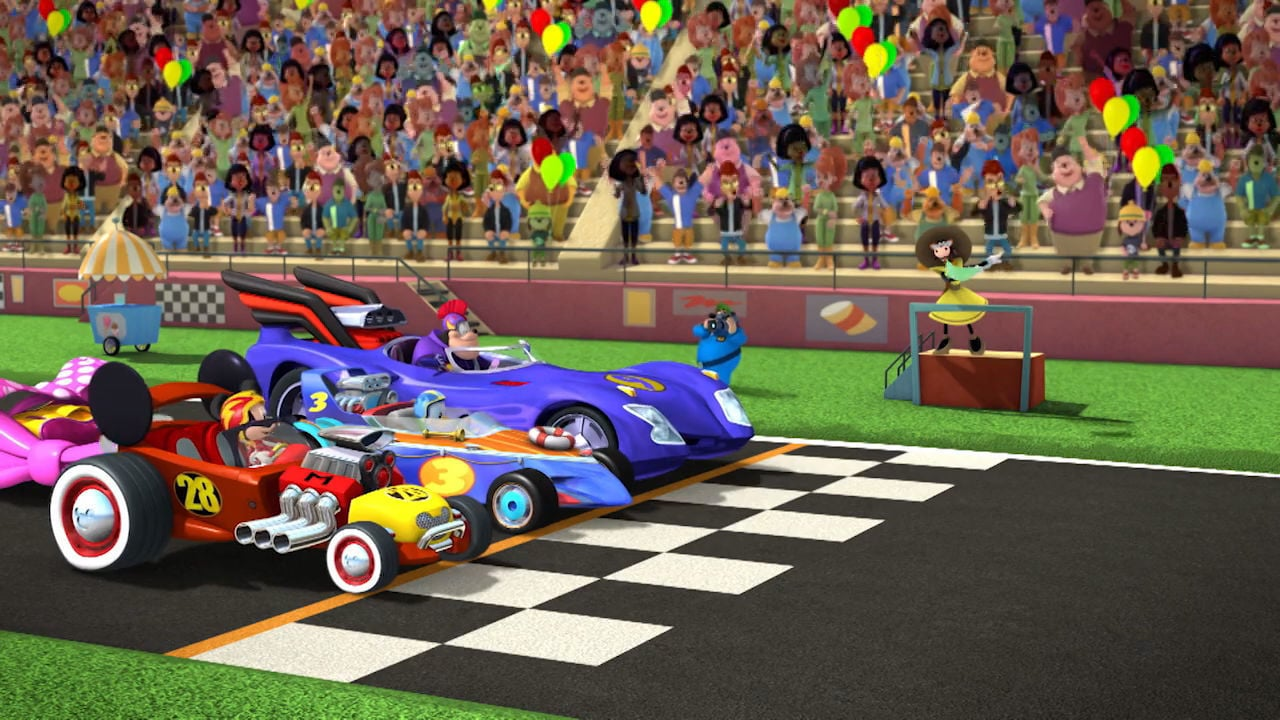 Mickey and the Roadster Racers New Series Preview