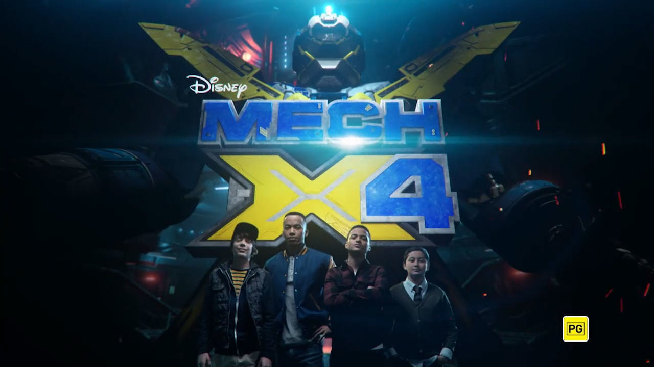 Introducing Mech X4