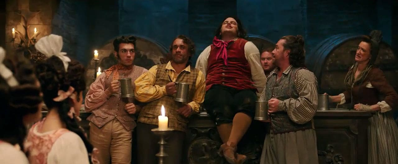Beauty And The Beast: Gaston