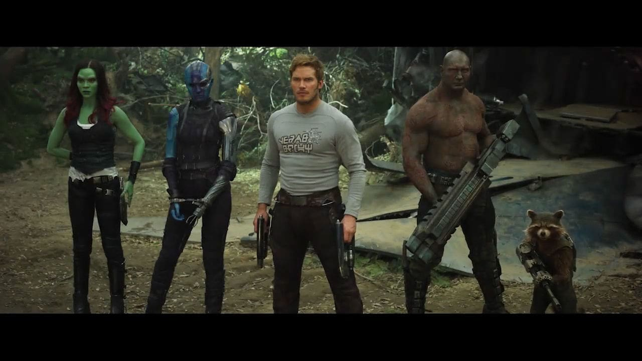Guardians Of The Galaxy: Turn It Up Trailer