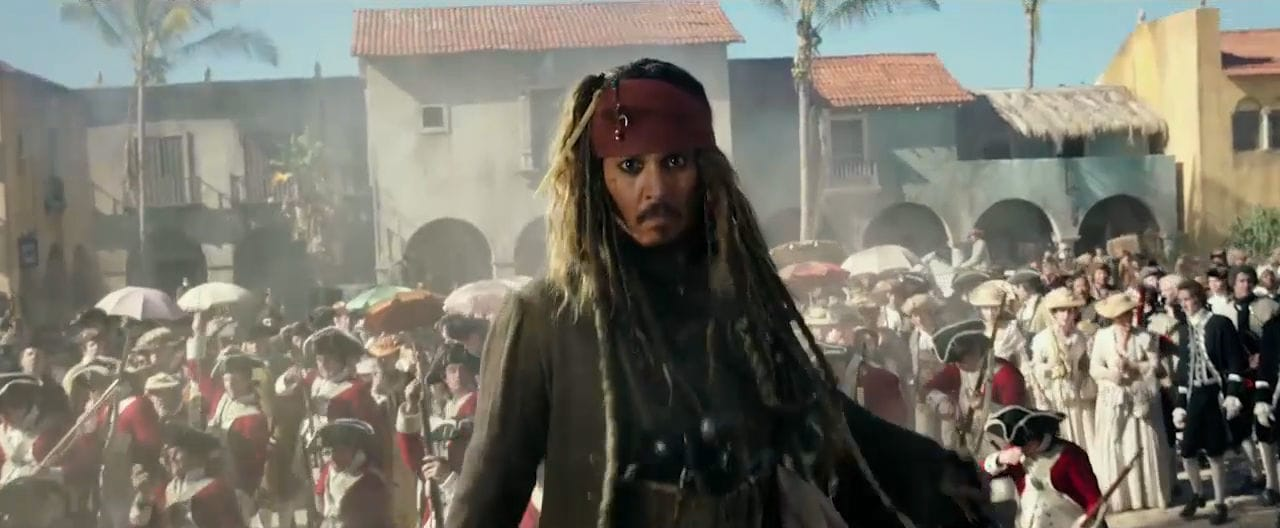 Pirates Of The Caribbean: Dead Men Tell No Tales - Jack Sparrow Trailer