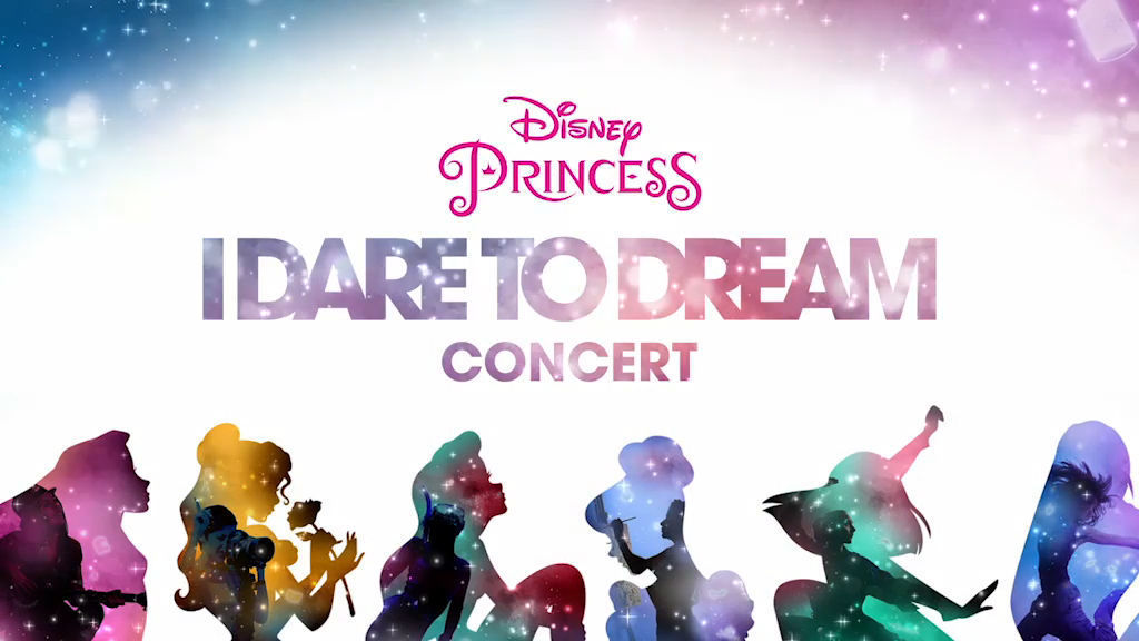 I Dare to Dream Concert on March 22