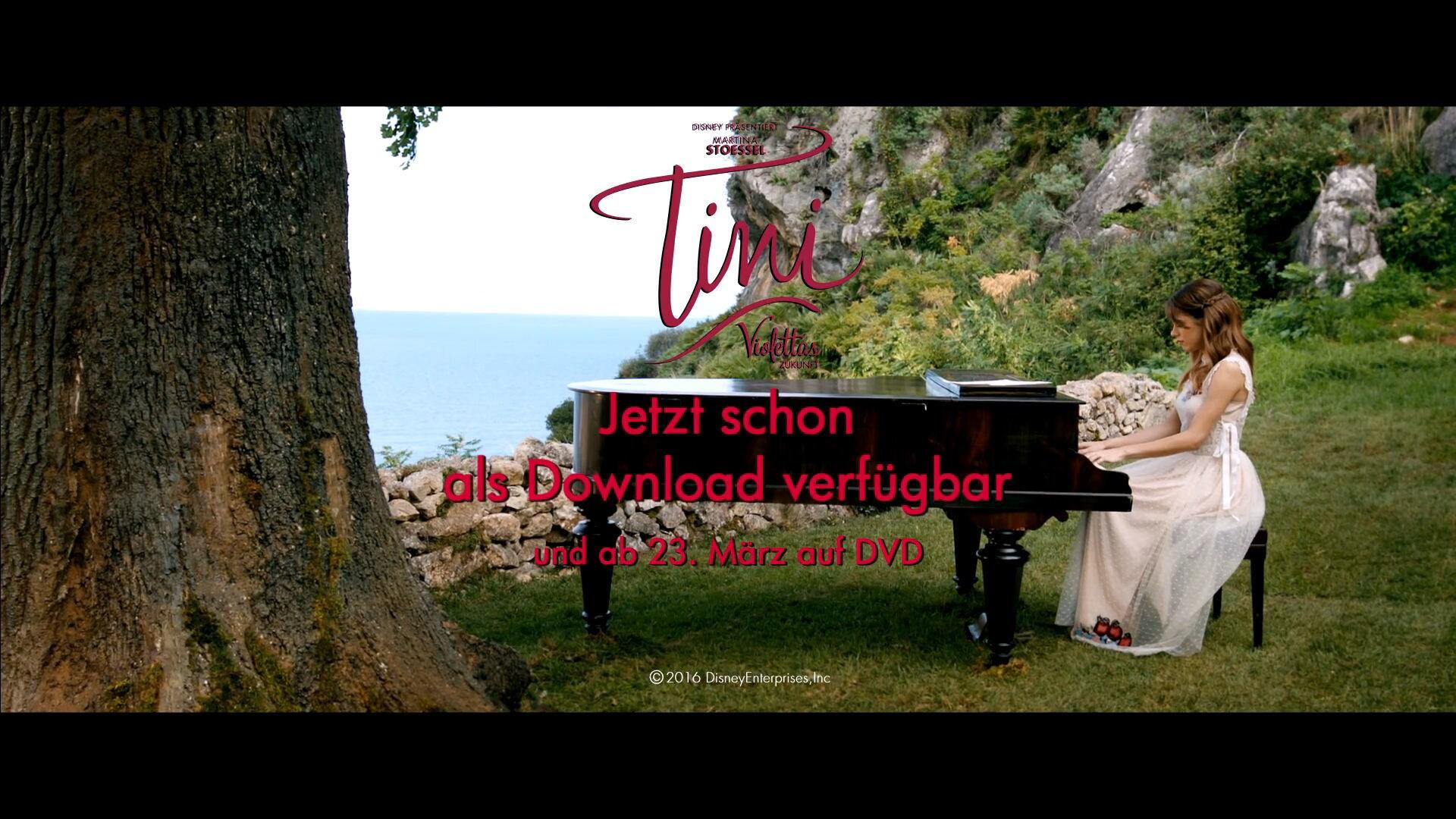 Tini - Violettas Zukunft: Jetzt schon als Download verfügbar
