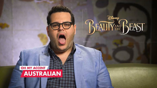 Oh My Accent: Josh Gad Takes On Iconic Beauty And The Beast Quotes