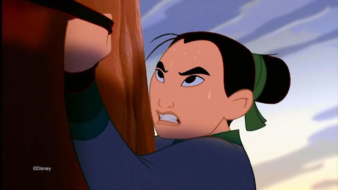 Forte e determinata come Mulan