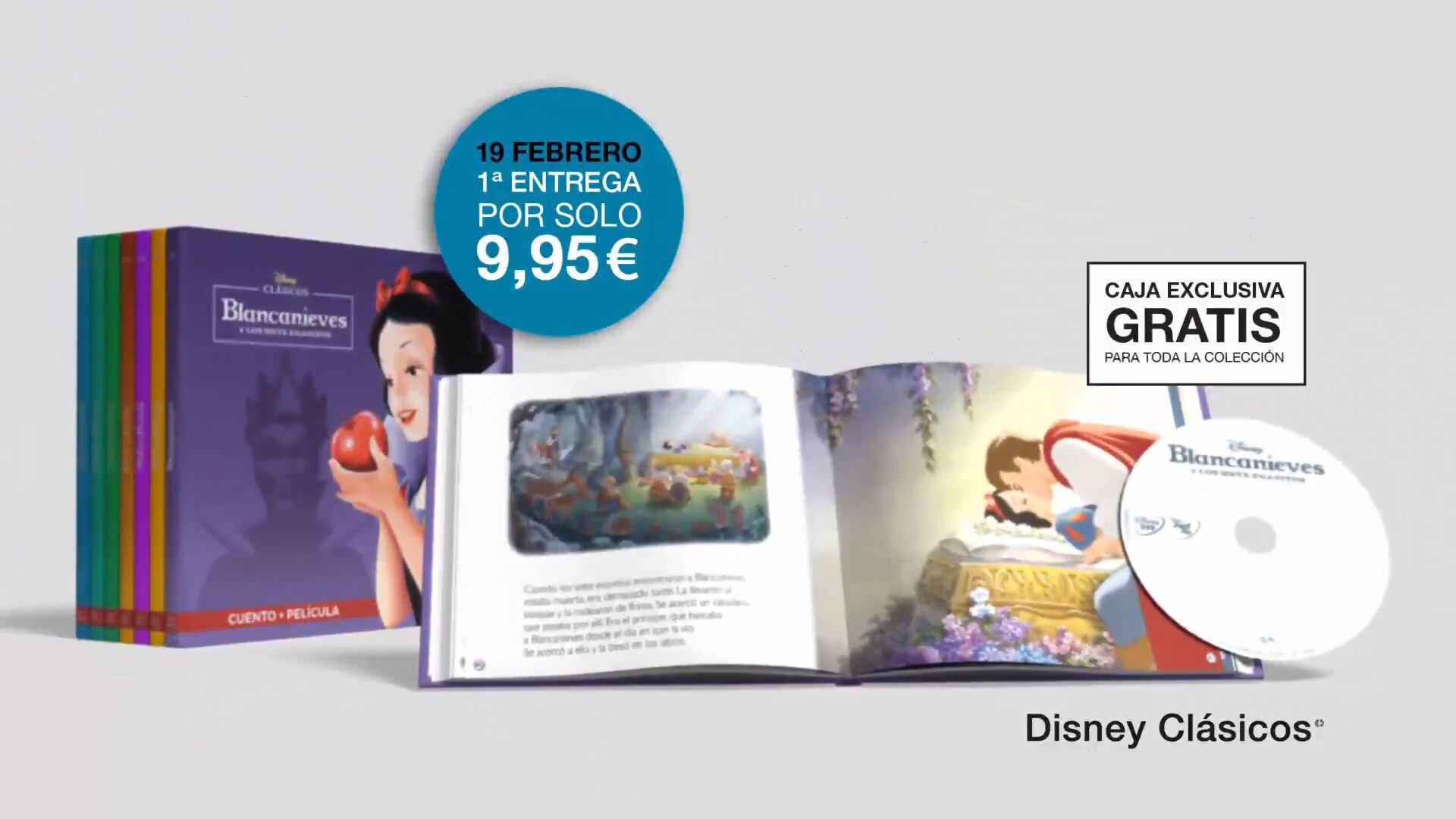 El País – Disney Clásicos
