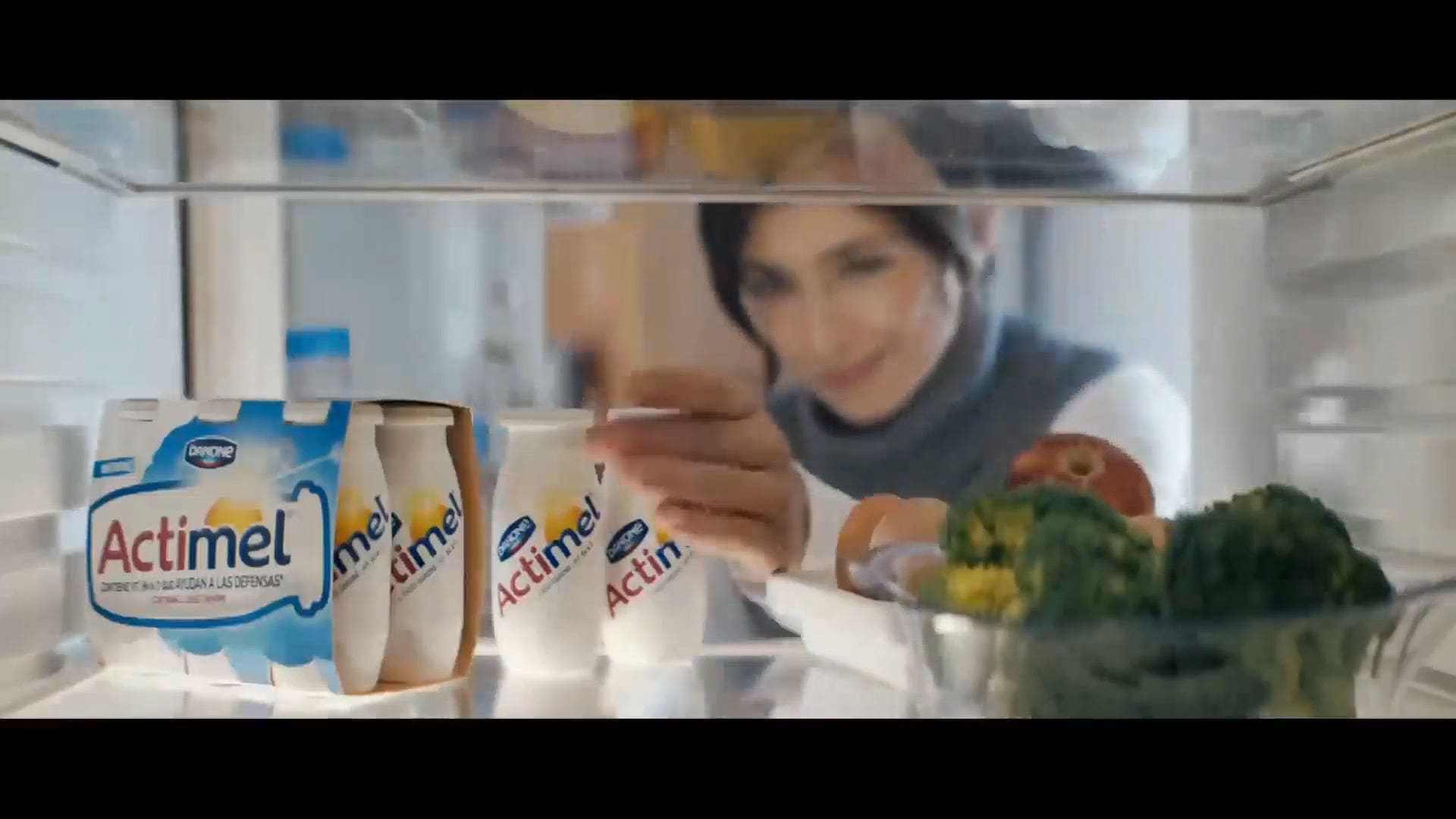 Actimel – Rogue One