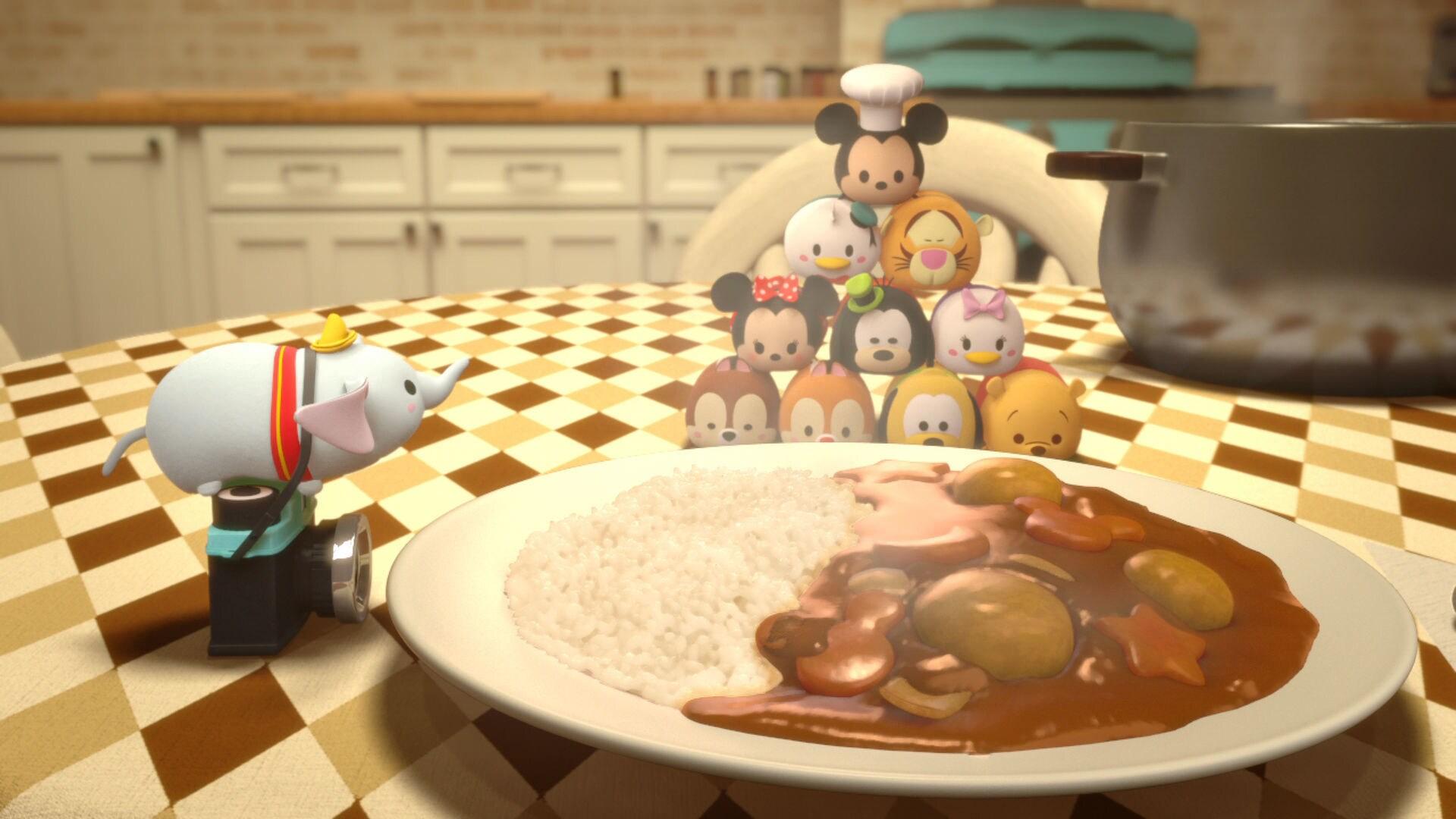 Tsum Tsum Cooking
