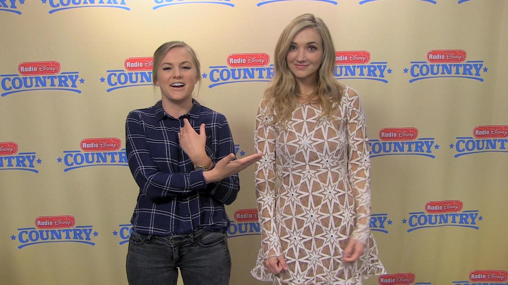 Sarah Darling - RDMA Play It Again - Radio Disney Country Favorite Song Charades | Radio Disney Music Awards