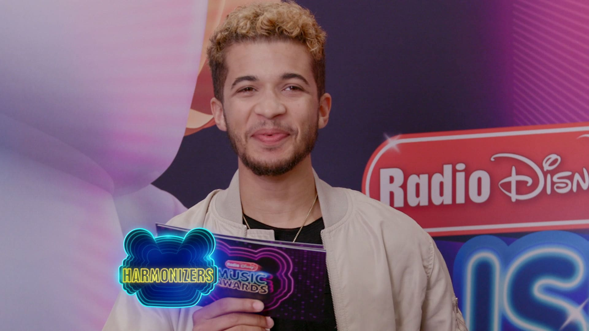 Jordan Fisher RDMA Hosting Challenge | Radio Disney Music Awards