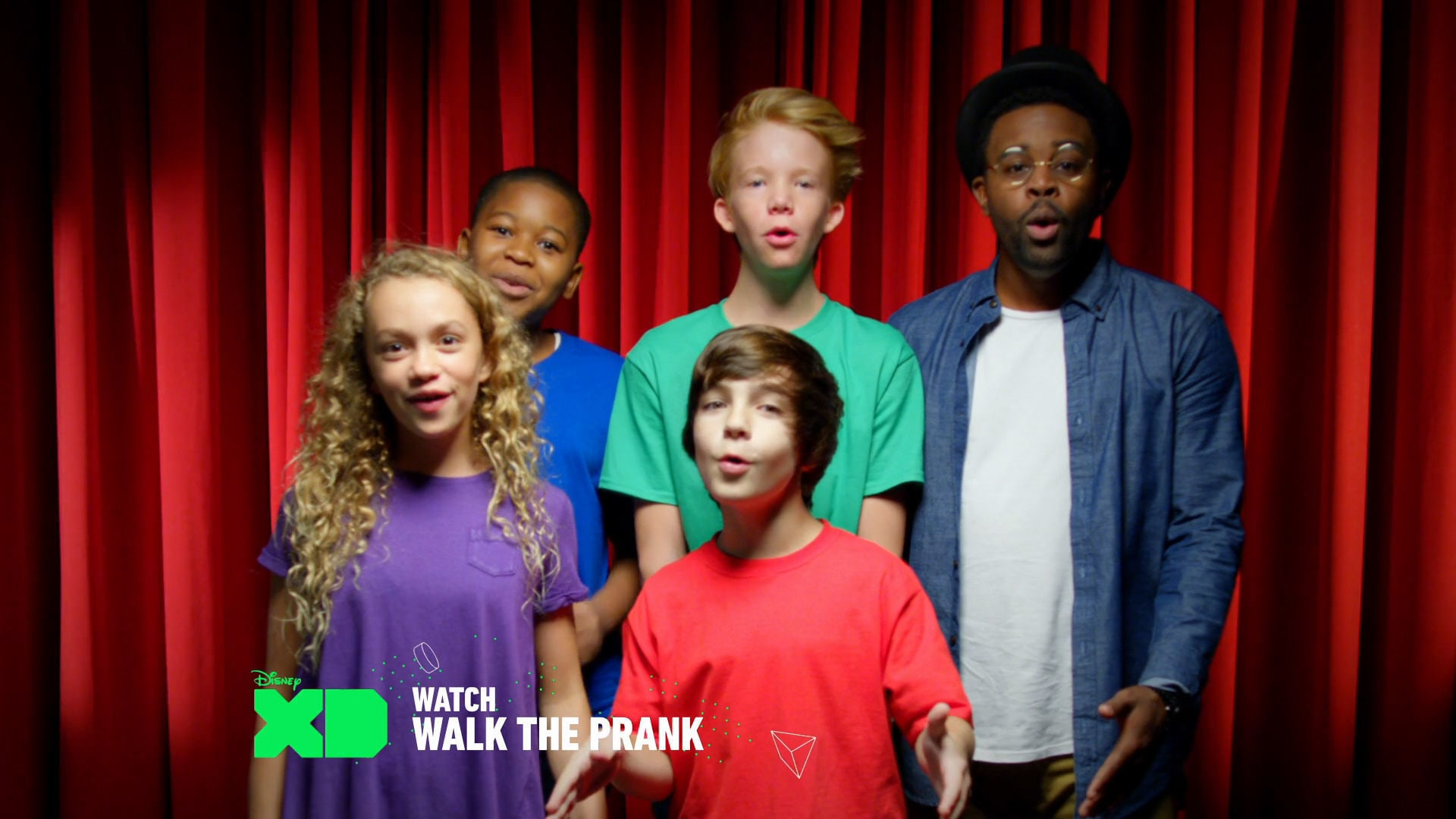 Walk the Prank Cast Sings DuckTales Theme