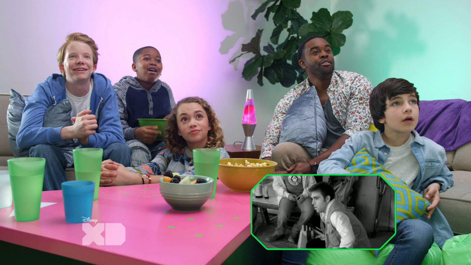Walk the Prank Cast Reacts: Bear