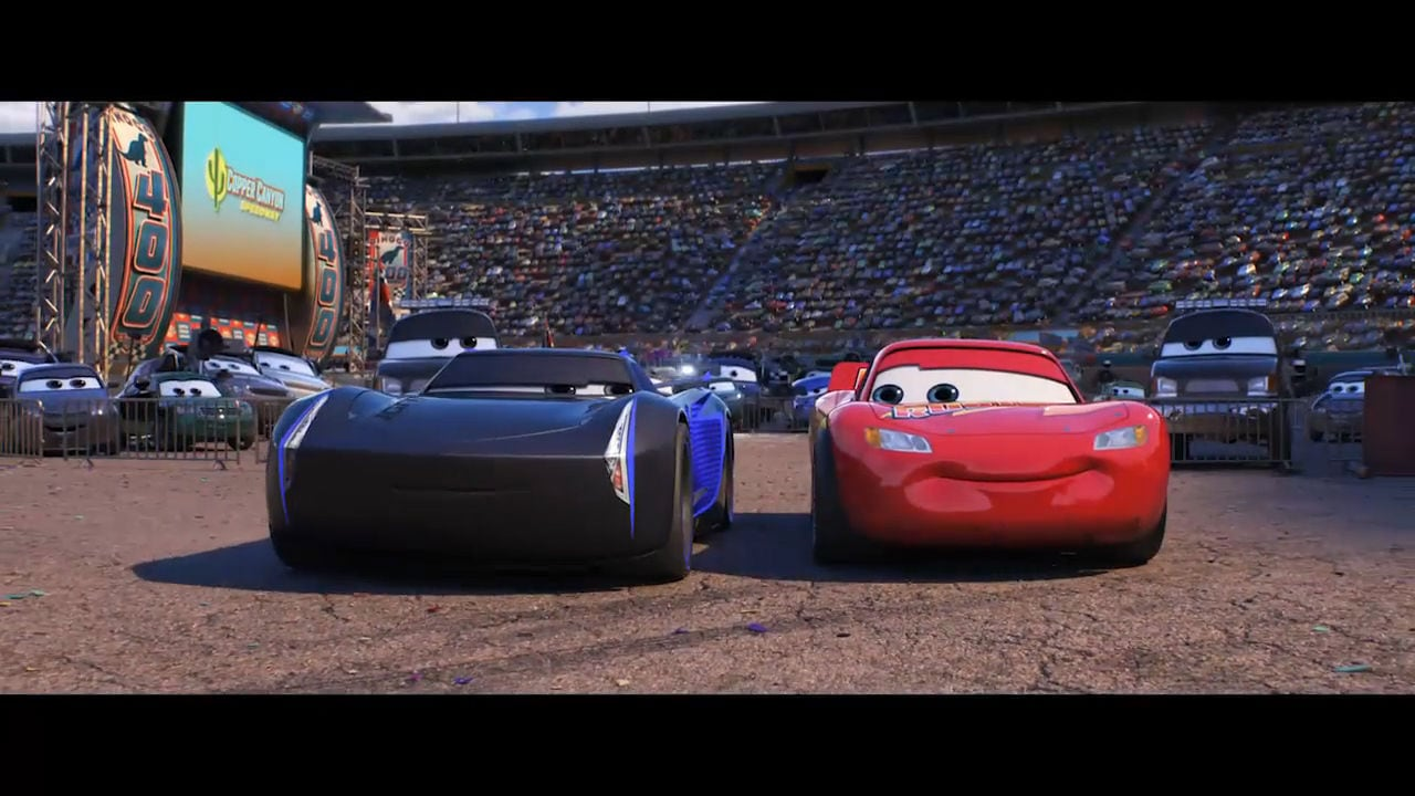 Cars 3 - Rivalry - Official Trailer
