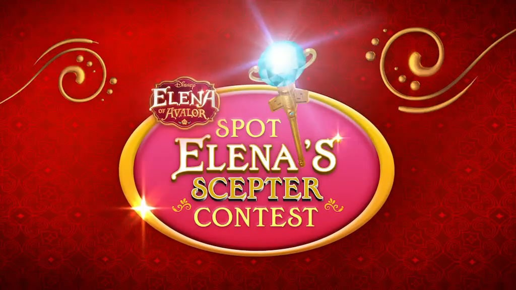Spot Elena's Sceptor Contest