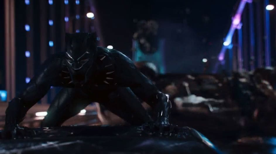 Marvel Studios' Black Panther: Teaser Trailer