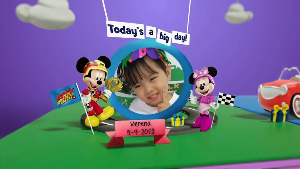 Disney Junior Birthday Book 2017 September Album 8