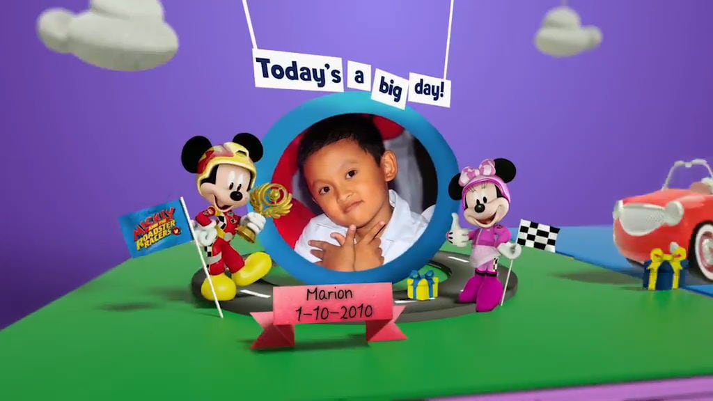 Disney Junior Birthday Book 2017 October Album 2