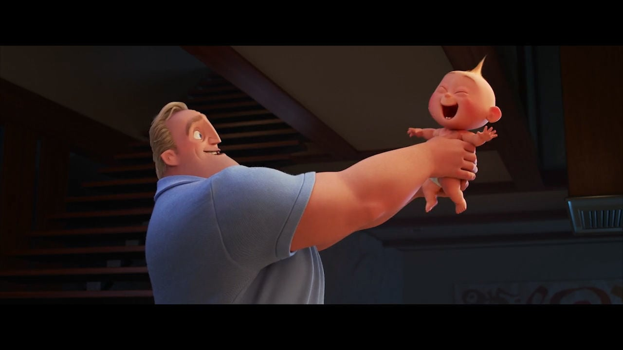 The Incredibles 2 Teaser Trailer