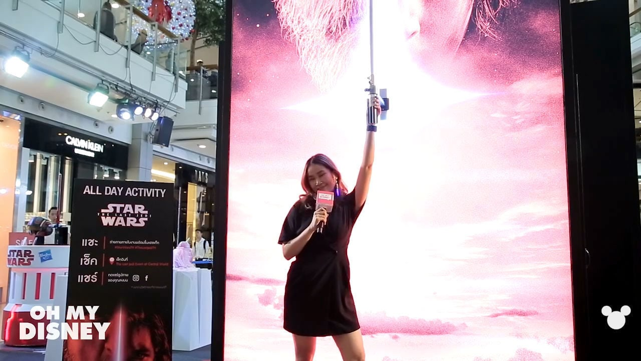 DISNEY INSIDER – Star Wars: The Last Jedi, Integrated Event Thailand