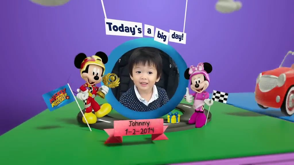 Disney Junior Birthday Book 2018 February Album 4