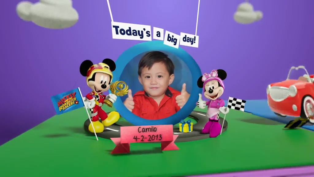 Disney Junior Birthday Book 2018 February Album 8