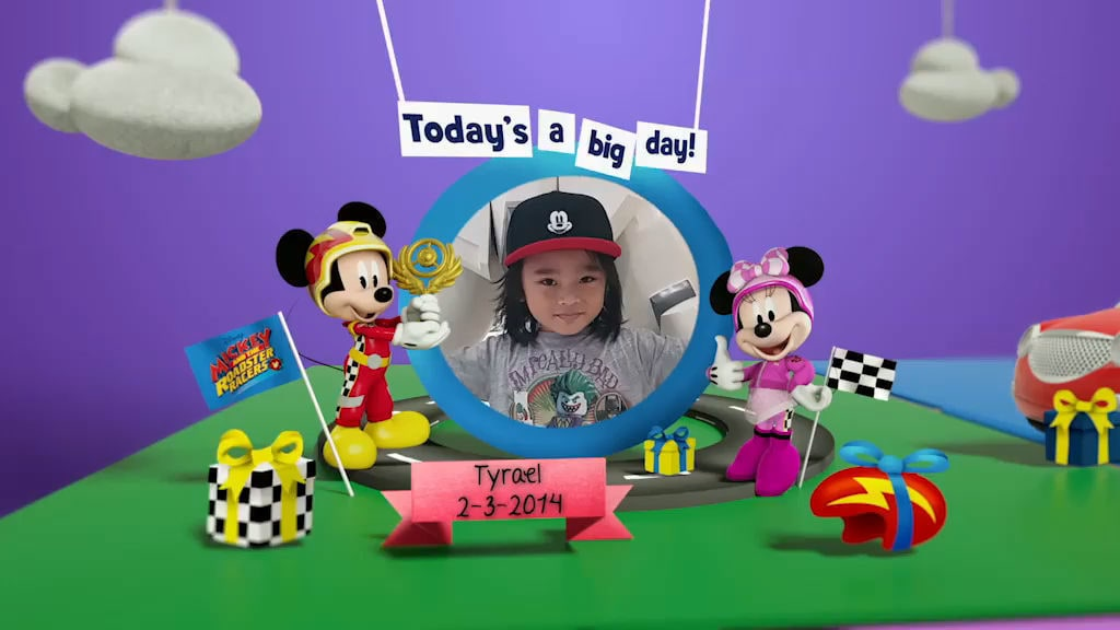 Disney Junior Birthday Book 2018 March Album 11