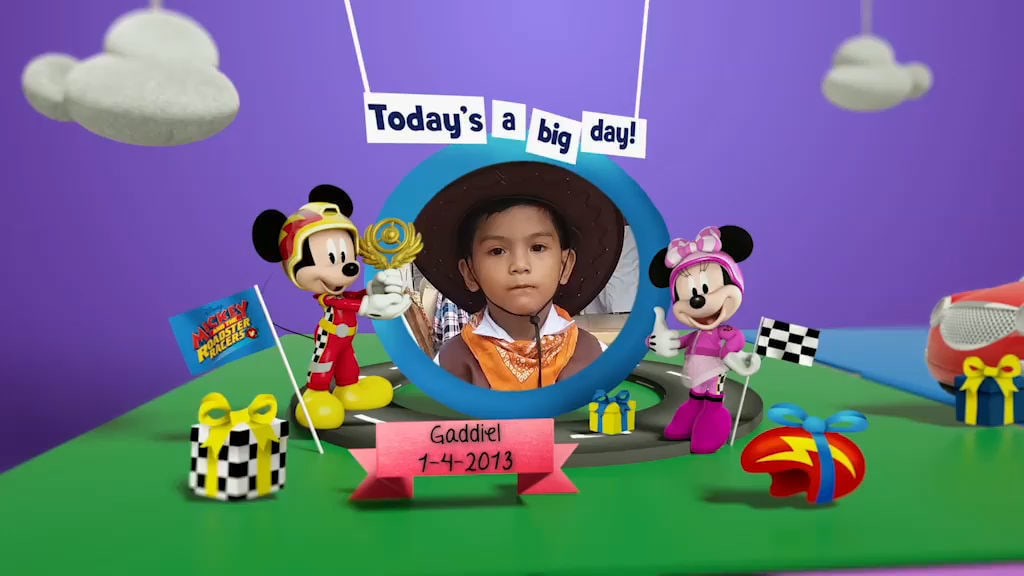 Disney Junior Birthday Book 2018 April Album 10