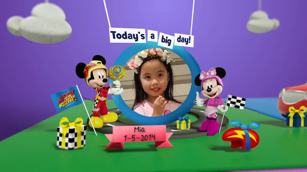 Disney Junior Birthday Book 2018 May Album 7