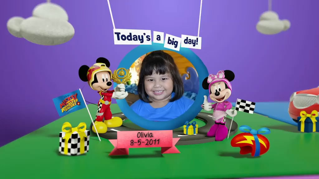 Disney Junior Birthday Book 2018 May Album 9