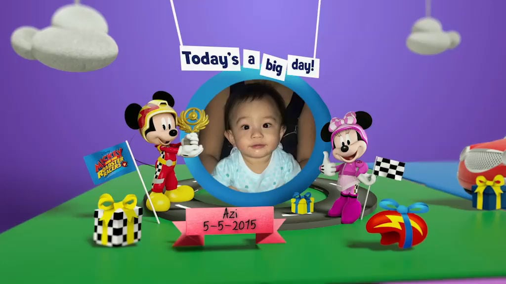Disney Junior Birthday Book 2018 May Album 11