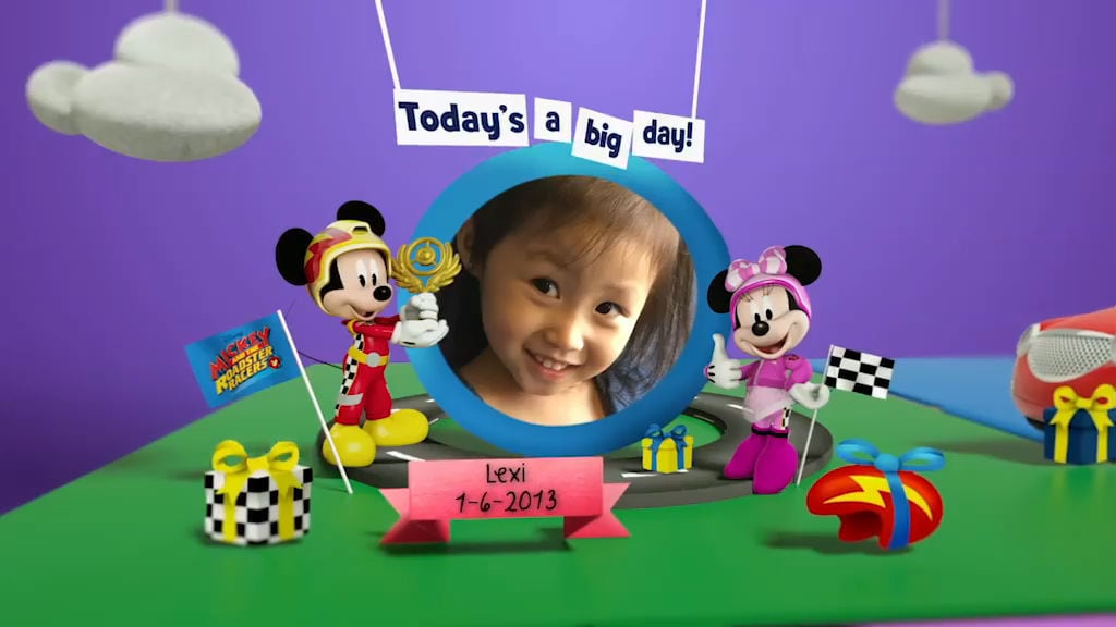 Disney Junior Birthday Book 2018 June Album 10