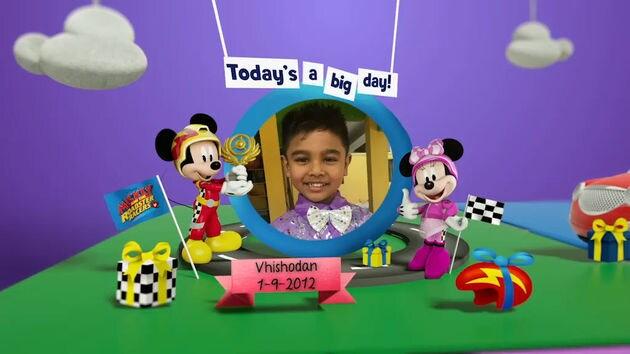 Birthday book disney junior philippines disney junior birthday book 2018 september album 3 m4hsunfo