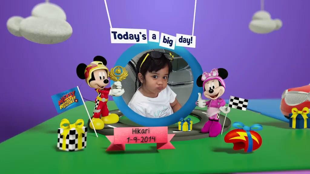 Disney Junior Birthday Book 2018 September Album 5