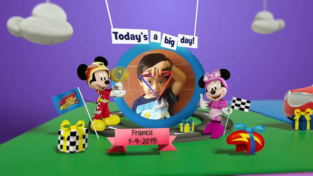 Disney Junior Birthday Book 2018 September Album 6
